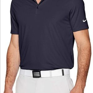 Nike Golf Men's Victory Polo Black Size Large.